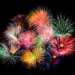 Who invented Fireworks