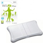 Nintendo Wii Fit and Balance Board