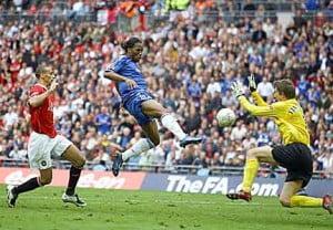 Didier Drogba 2007 FA Cup Final