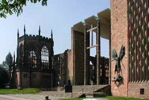 Coventry Cathedral and Ruins