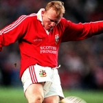 Who kicked the most penalty goals for the British Lions in a Test Series?