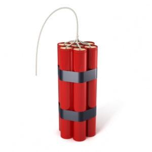 Sticks of Dynamite
