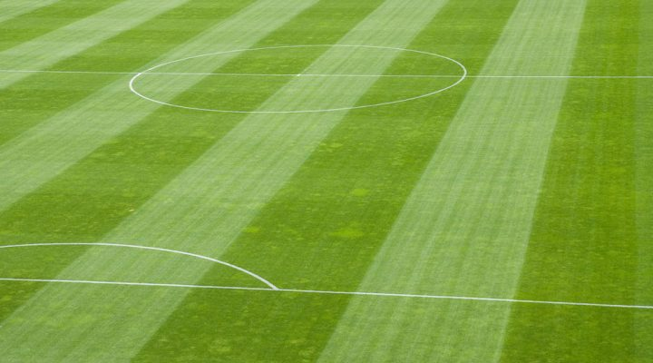 Which club has the smallest pitch in the English Premier League?