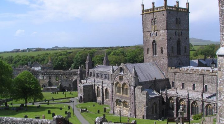 St Davids Cathedral Facts
