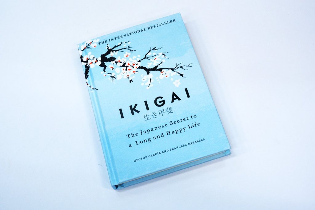 Book on Ikigai